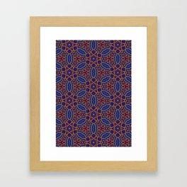 Pattern-012 Framed Art Print