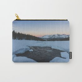 Bighorn Plateau - Pacific Crest Trail, California Carry-All Pouch
