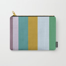 Summer Stripes Carry-All Pouch