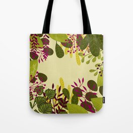 Belle plante Tote Bag