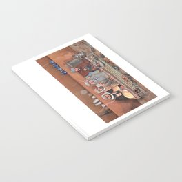 Chai Khana Notebook
