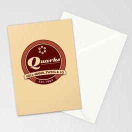 Quarks Vintage Logo Stationery Cards