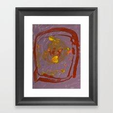 Abstrainia Framed Art Print