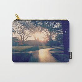 white way of light. Carry-All Pouch