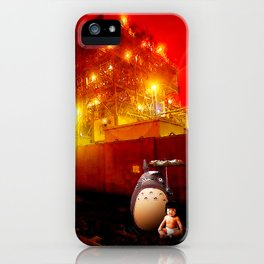 Miracles of Modern Science iPhone Case