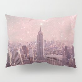 Stardust Covering New York Pillow Sham