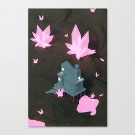 Outpost Calcite Canvas Print