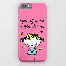 Girl Boner Slim Case iPhone 6s