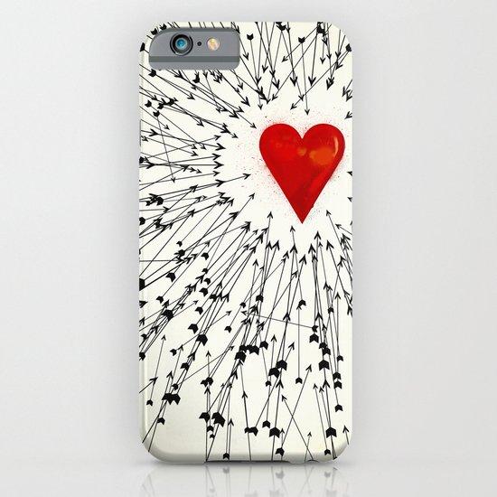 Heart&Arrows iPhone & iPod Case