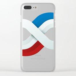 Infinite Bond Clear iPhone Case