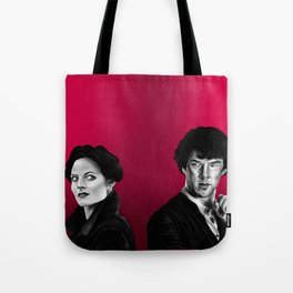 The Woman Tote Bag