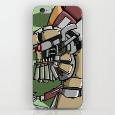 JunkBot iPhone & iPod Skin