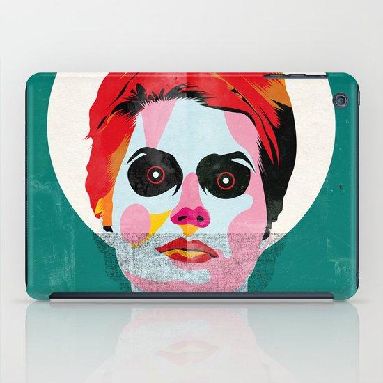 girl_131113 iPad Case