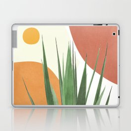 Abstract Agave Plant Laptop & iPad Skin