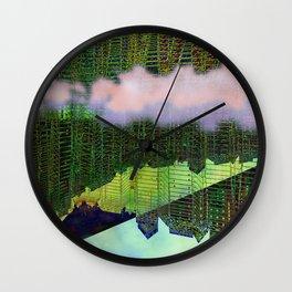 Mirage / URBAN 21-07-16 Wall Clock