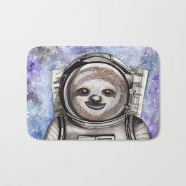 Simon the Space Sloth Bath Mat