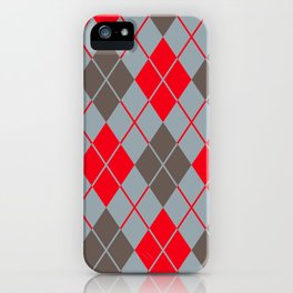 Shinbone's Gray Trench Dress 3 iPhone Case