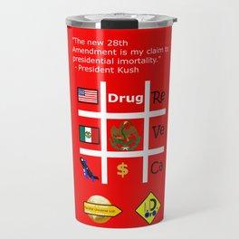 28th Amendment Travel Mug