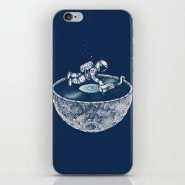 Space Tune iPhone Skin