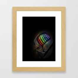 Daft Ren Framed Art Print