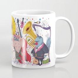Marcy  Marcel Dance Off Coffee Mug
