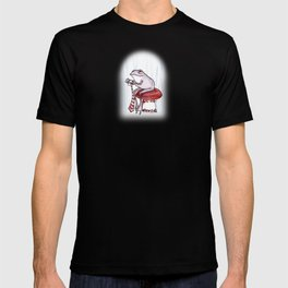 Sewing Frog T-shirt
