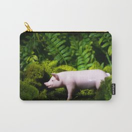 A pig in the woods Carry-All Pouch