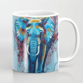 Here stands the Elephant Coffee Mug