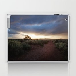 New Mexico Sunset Laptop & iPad Skin