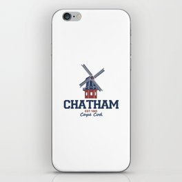 Chatham, Massachusetts iPhone Skin