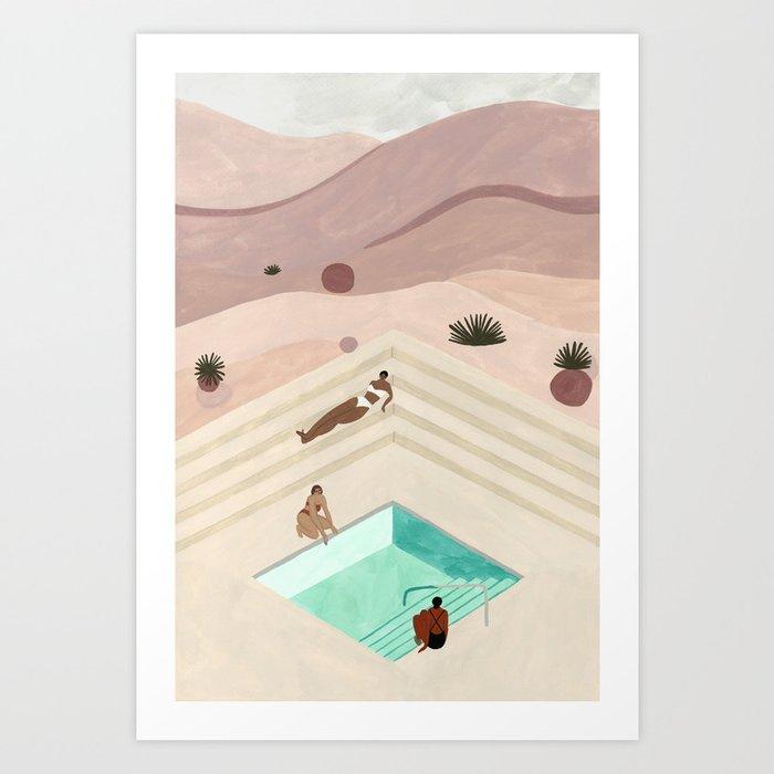 Amangiri Art Print