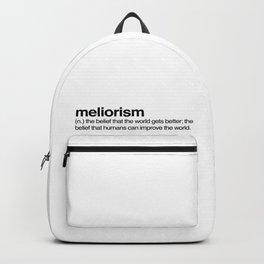 meliorism Backpack