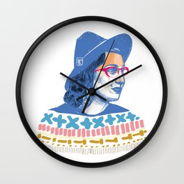 Journalista Wall Clock