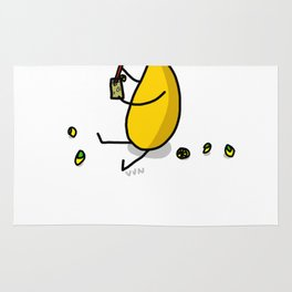 Lemonade Luncheon   Veronica Nagorny Rug