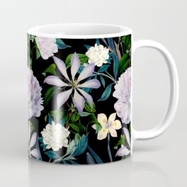 Exotic garden paradise night Coffee Mug