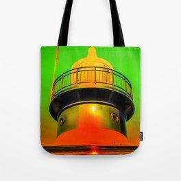 Lighthouse romance 100 Tote Bag