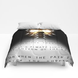 Crystal Lake Counselling  Comforters