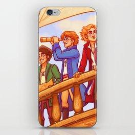 Piratey Trio iPhone Skin