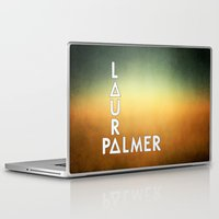 bastille Laptop & iPad Skins featuring Bastille - Laura Palmer #2 by Thafrayer