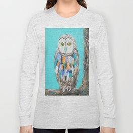 Imaginary owl Long Sleeve T-shirt