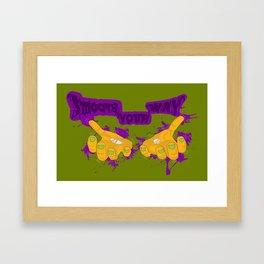 S.Y.W Framed Art Print
