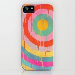 Wet Paint iPhone Case