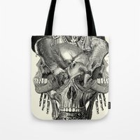 shield Tote Bags featuring  Shield by DIVIDUS DESIGN STUDIO