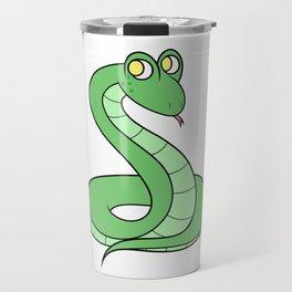 Sneeky Snek Travel Mug