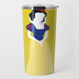 Princess Snow White Travel Mug