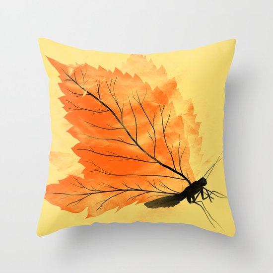 Seasons Change Throw Pillow