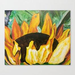 Some Are  Sun Canvas Print