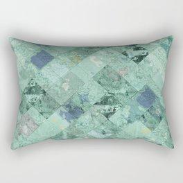 Abstract Geometric Background #31 Rectangular Pillow