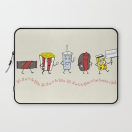 Let's All Go to the Lobby! Laptop Sleeve