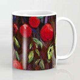 Ruby Red Apples Coffee Mug